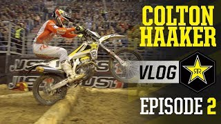 Colton Haaker VLOG | Episode 2