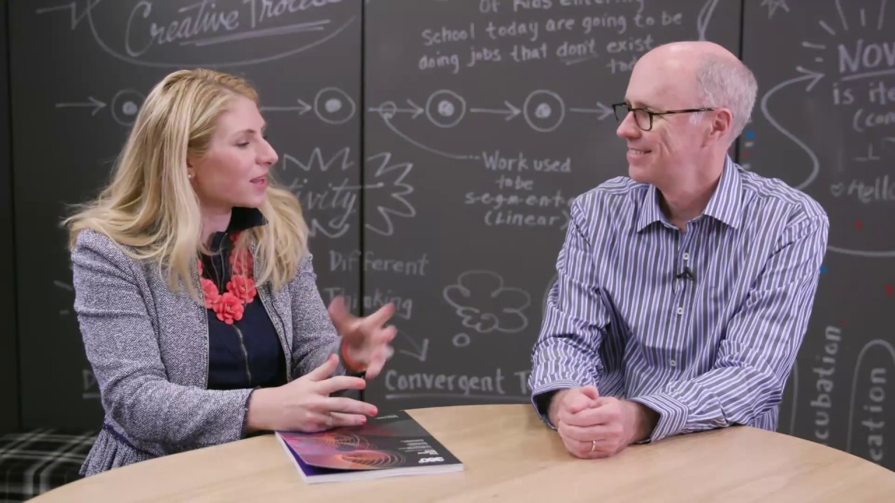 Steelcase CEO: Creative Spaces at NeoCon