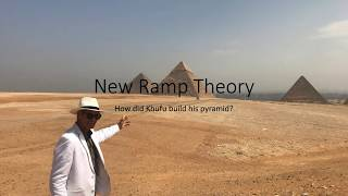 How the Great Pyramid was built? New Ramp Findings in Amarna