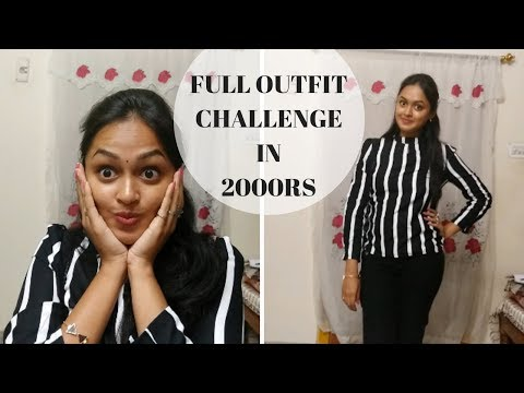 Full Outfit In 2000 RS    Rs. 2000 Club Factory Shopping Challenge    Club Monday Sale