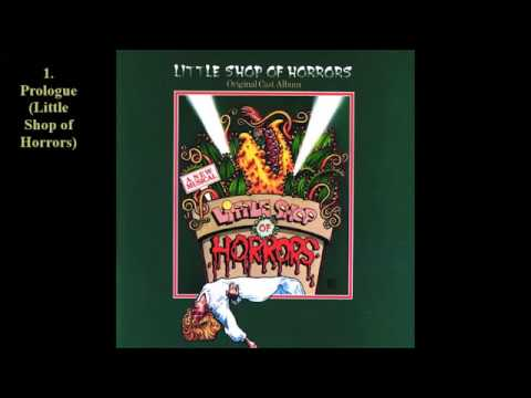 Little Shop of Horrors (Original Cast) (1982) [Full Album]