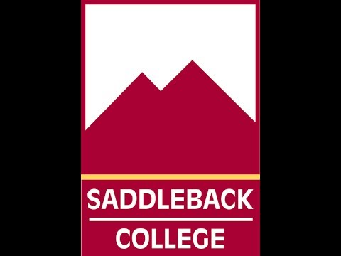 Saddleback College Commencement 2018