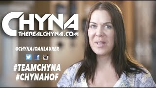 Chyna responds to the WWE