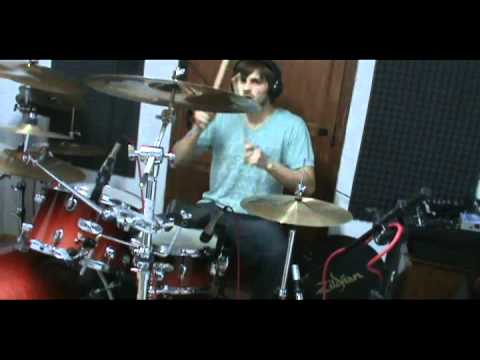 Monster In Your Parasol Qotsa Diegos 182 Drum Cover Youtube