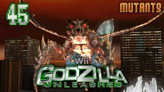 "Part 45 ""Story: Megaguirus (Mutants)"" - Godzilla: Unleashed [Wii]"