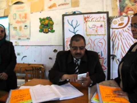 متابعة كنترول النقل الابتدائي بمدرسة غيط العنب الابتدائية إدارة غرب الاسكندرية