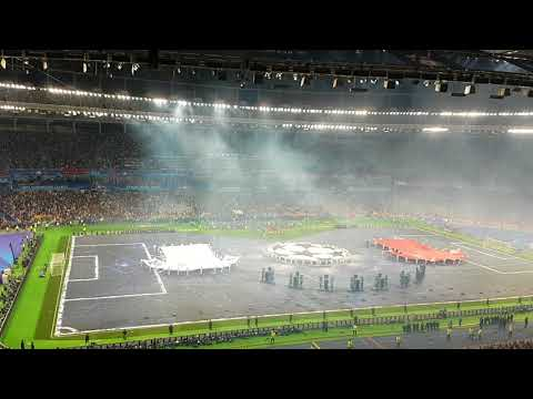 Real Madrid vs Liverpool Champions League Final Anthem