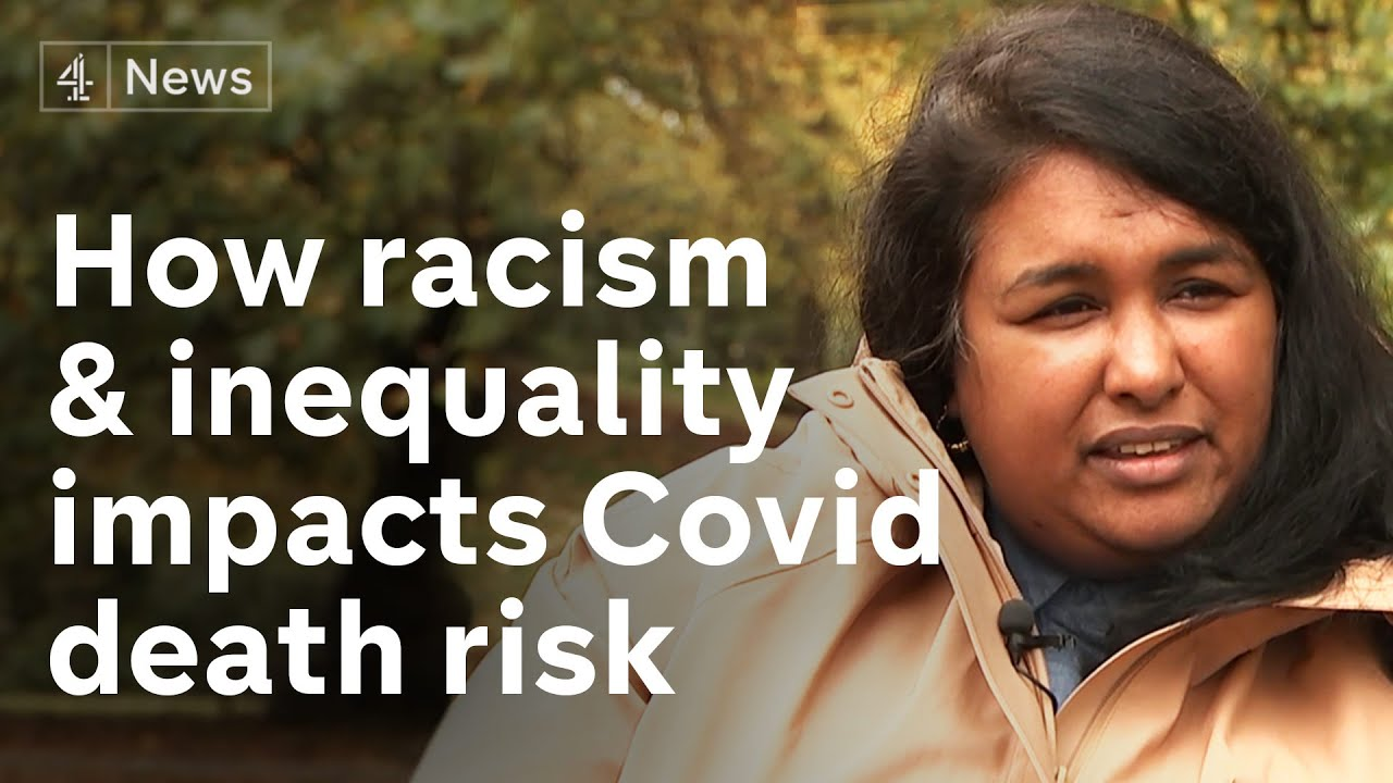 Inequality and structural racism increased Covid death risk among ethnic minorities, report says