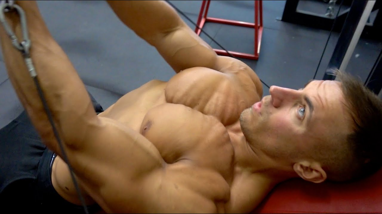 Chest Training With Mike Thurston