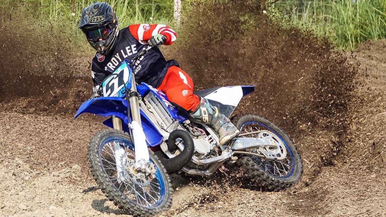 new 2 stroke first ride 2018 yz 250 youtube. Black Bedroom Furniture Sets. Home Design Ideas