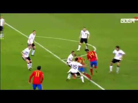 Spain-Germany World cup 2010 semi-final