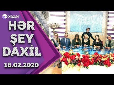 Hər Şey Daxil - Mənzurə, Elşad, Cavad, Elnurə, Nahidə, Rahilə 18.02.2020