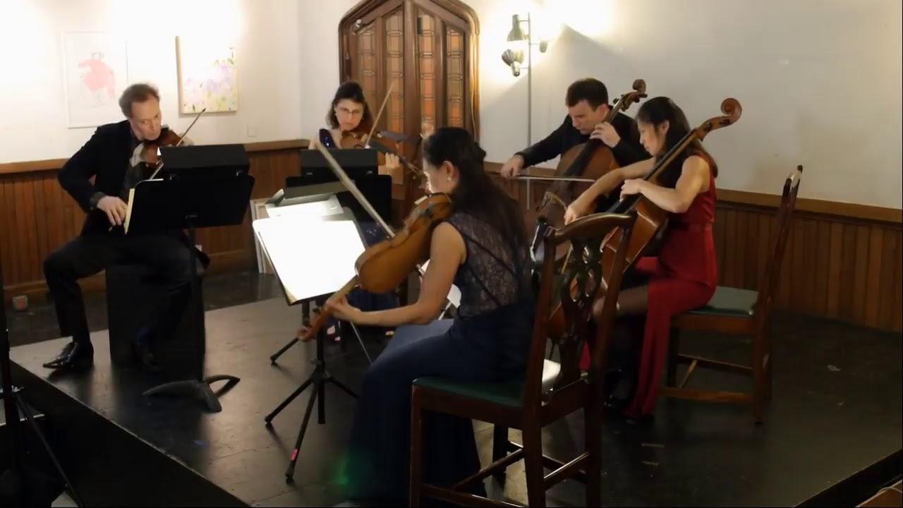 Brooklyn Chamber Music Society, Jan 18, 2021