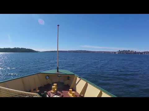 Circular Quay to Manly Ferry Ride