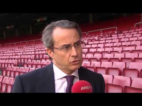 FC Barcelona   Javier Faus explica el acuerdo con Qatar Airways
