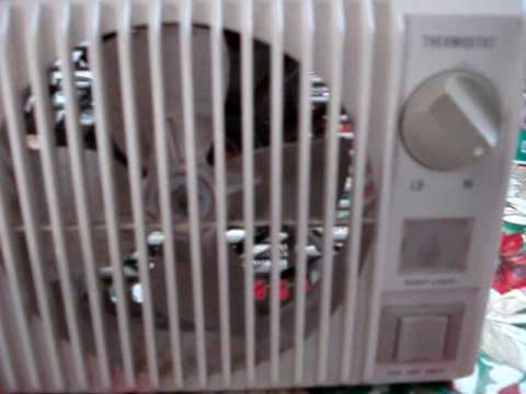 2 Vintage Arvin Heaters Youtube