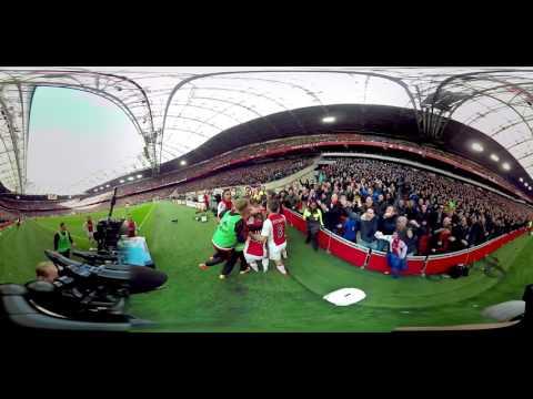 De Klassieker door de ogen van de FOX Sports-cameraman #360video