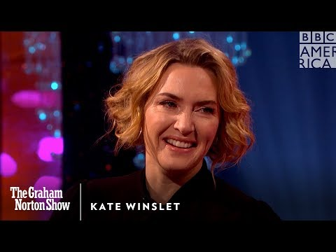 Kate Winslet Had to Direct Her Own Love  with Idris Elba  The Graham Norton
