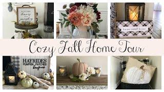 A Cozy Fall Home Tour!