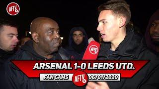 Arsenal 1-0 Leeds United | Martinez Made Some Great Saves!