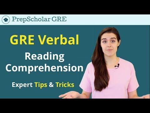 GRE Reading Comprehension | PrepScholar's Master Guide