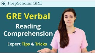 GRE Reading Comprehension | PrepScholar's Master Guide