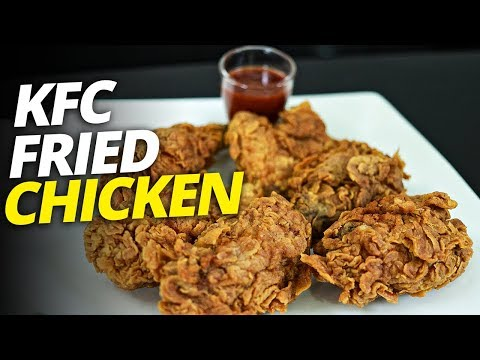 Fried Chicken Recipe Bangla | KFC fried Chicken | Chef Nadim | Easy Chicken Fry Recipe