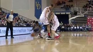 Nate Robinson Goes LITERALLY Through the Legs! by : NBA