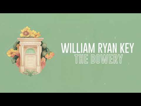 "William Ryan Key Releases New Song ""The Bowery"""