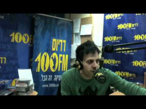 TWiiNS - interview on RADIO 100FM in Israel