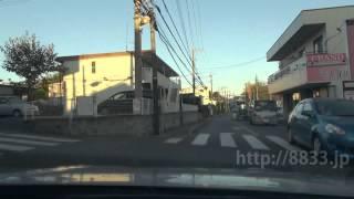 さいたま市北区別所町 新型移動式オービス 撤去確認映像