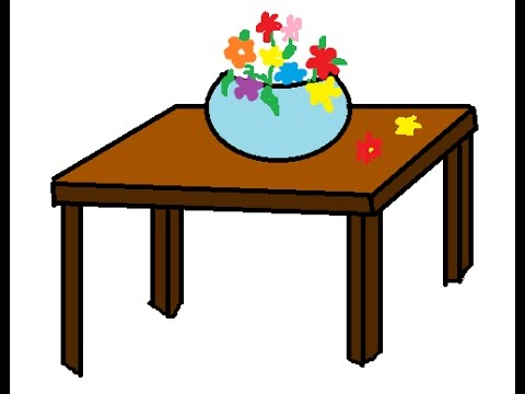An Easy Way To Draw A Table