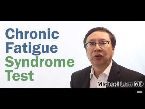 Chronic Fatigue Syndrome Test
