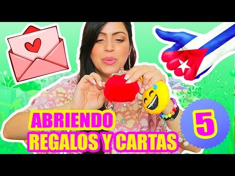 MONEDERO PELUCHE! Abriendo REGALOS y CARTAS I Quedada Cuba I Capítulo 5 I SandraCiresArt