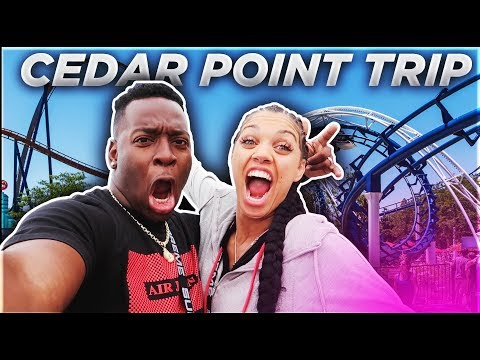 SURPRISING OUR FAMILY WITH A TRIP TO CEDAR POINT!!