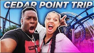 Download SURPRISING OUR FAMILY WITH A TRIP TO CEDAR POINT!! Mp3 and Videos