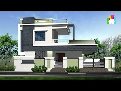 Most Beautiful Individual Homes Front Elevation Design Ideas
