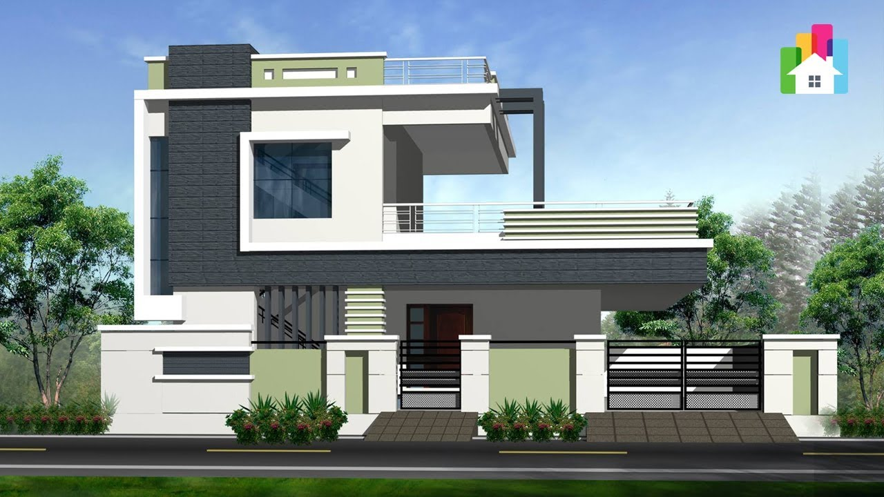 Most Beautiful Individual Homes Front Elevation Design