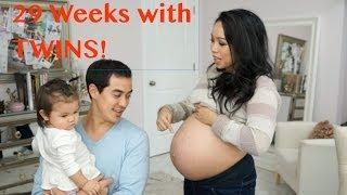 29 Week Pregnancy update with TWINS! - itsMommysLife