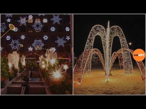outdoor xmas decorations ideas about outdoor christmas decorations youtube - Cool Outdoor Christmas Decorations