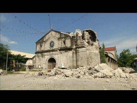 شاهد: الفلبين تستيقظ على زلزال جديد بلغت شدته 6.5 درجة  - نشر قبل 1 ساعة