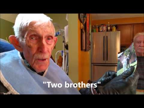 Man with Alzheimer's recognizes his brother after a year
