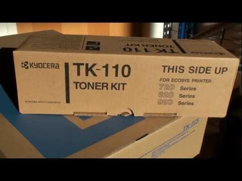 Kyocera Toner TK-110 toner kit (1T02FV0DE0) 6000c