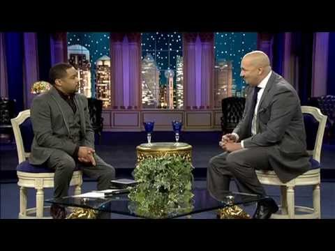 Christopher Evans TBN Interview