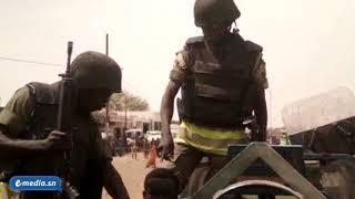 Affrontements entre pro Sonko et pro Macky à Bokidiawé