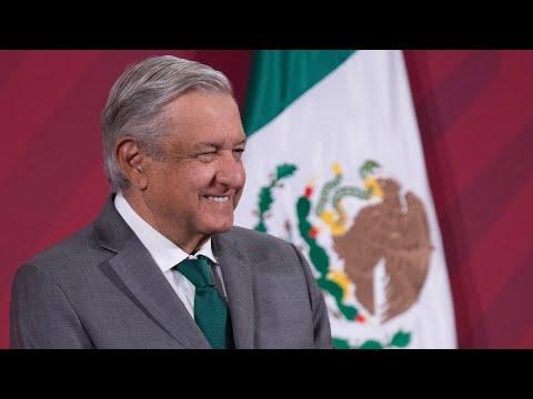 México participa en fase 3 de vacuna contra COVID-19. Conferencia presidente AMLO