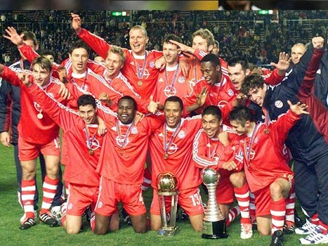 Intercontinental Cup 2001: Boca  Jrs  .vs   Bayern  Munchen