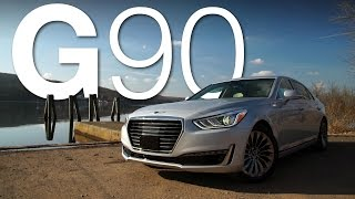 2017 Genesis G90 Quick Drive  Consumer Reports
