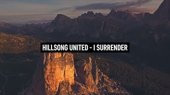 HILLSONG UNITED - I Surrender (Lyric Video german subbed)