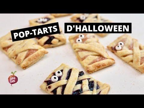 pop-tarts-d'halloween-👻🎃tartelettes-mummy-maison-la-petite-bette